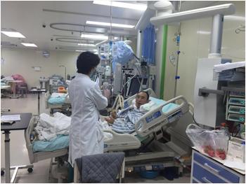 医院急诊和产房-新闻报道 北京积水潭医院院领导带队进行节前安全大